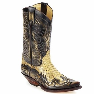 Sendra JOHNNY men's High Boots in Brown
