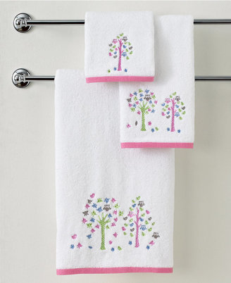 "Kassatex Bath Towels, Merry Meadow 16"" x 26"" Hand Towel"