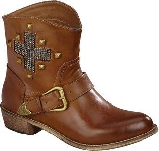 Mia Women's Fashion Western Boot Muskateer