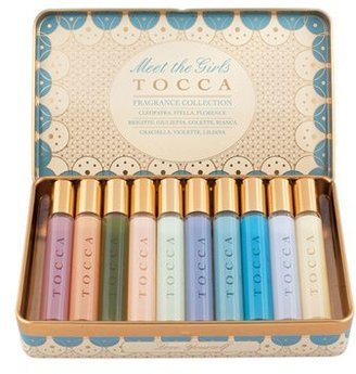 Tocca 'Meet the Girls' Fragrance Collection