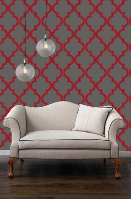 Graham & Brown Tempaper - Marrakesh Wallpaper