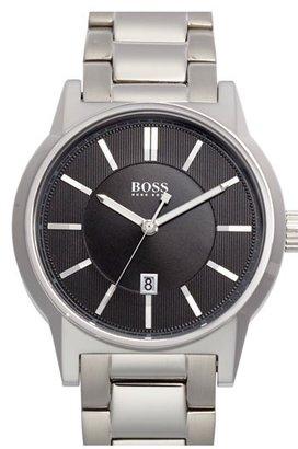 HUGO BOSS Round Bracelet Watch, 44mm