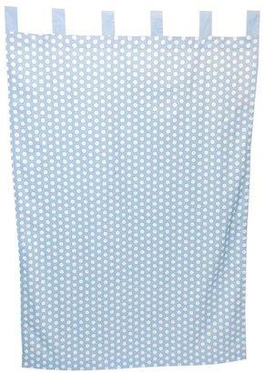 Tadpoles Dot Curtain Set of 2, 84, Blue
