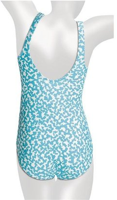 TYR Bright Idea One-Piece Swimsuit - ControlFit, Traditional Back (For Women)