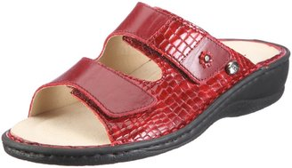 Hans Herrmann Collection Womens Pisa Clogs and Mules Red Size: 7