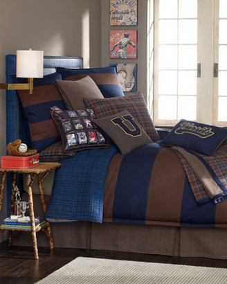 "Legacy Queen Striped Duvet Cover, 96"" x 90"""