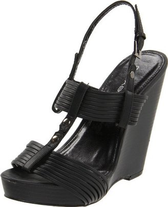 C Label Women's Kasie-1 Wedge Sandal