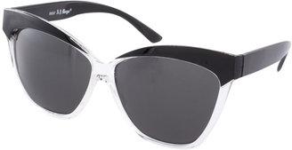 A. J. Morgan AJ Morgan Hunny Bunny Cat Eye Sunglasses