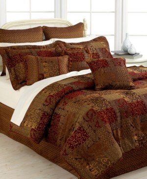 Croscill Galleria King 4-Pc. Comforter Set Bedding