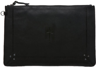 Jerome Dreyfuss Large Popoche Pouch in Black