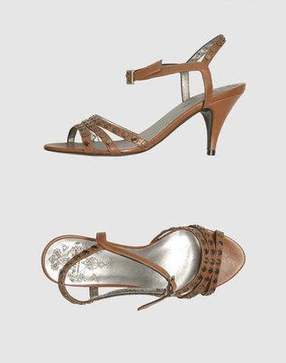 El Caballo High-heeled sandals