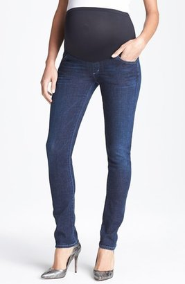 Citizens of Humanity 'Racer' Maternity Skinny Jeans (Solstice)
