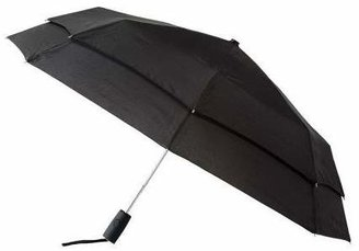 Leighton shoes Falcon Automatic Double Canopy Windefyer Umbrella