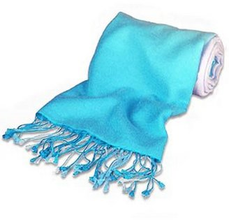 Forzieri Shaded Indian Ocean Pashmina & Silk Shawl