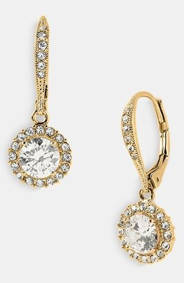 Women's Nadri Cubic Zirconia Drop Earrings $45 thestylecure.com