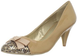 C Label Women's Vicky-6 Pump