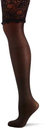 Cette Paris Women's Hold-Up Stockings Black Medium