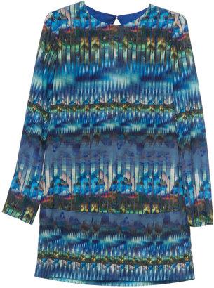 Whitney Eve Printed Shift Dress