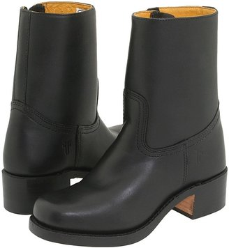Frye Campus Zip 10L W (Black) - Footwear