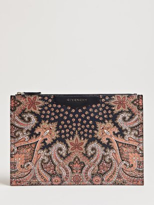 Givenchy Women's Medium Patterned Clutch Bag