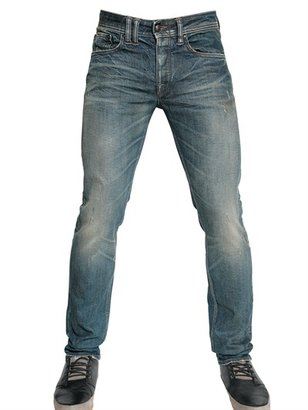 Cycle 17,5cm Comfort Washed Denim Skinny Jeans