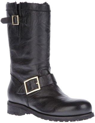 Jimmy Choo 'Biker' boots