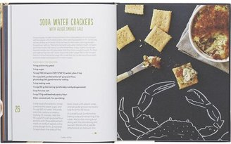 Crate & Barrel Crackers & Dips Cookbook