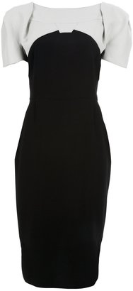 Roland Mouret 'Catante' dress