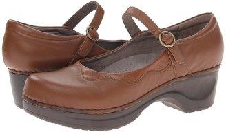 Sanita Dimple (Auburn) - Footwear