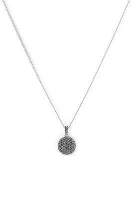 Women's Judith Jack Reversible Pave Pendant Necklace $100 thestylecure.com