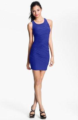 Soprano Cutout Racerback Body-Con Dress (Juniors) (Online Only)