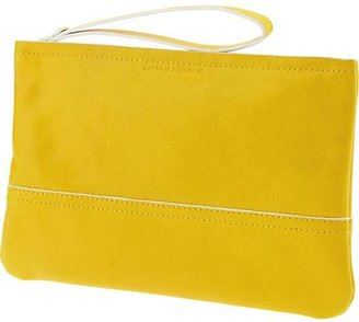Banana Republic Painted Edge Market Wristlet