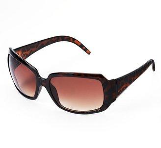 Apt. 9 mona rectangular wrap sunglasses