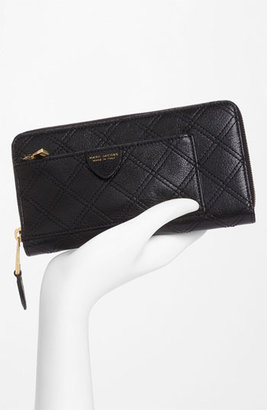 Marc Jacobs 'Sister' Leather Wallet