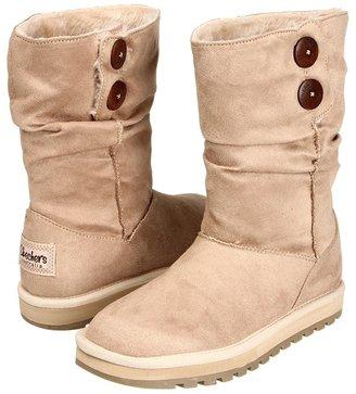 Skechers Keepsakes - Boiling Point (Sand Microfiber) - Footwear