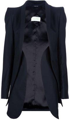 Maison Martin Margiela asymmetric blazer