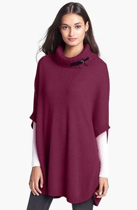 Nordstrom Cashmere Turtleneck Topper (Special Purchase)