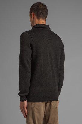 Vince Wool Peacoat Sweater