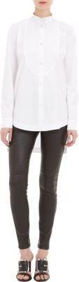 Givenchy Bib Tuxedo Shirt