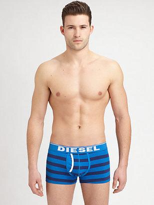 Diesel Divine Striped Boxer Briefs