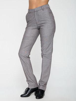 American Apparel Unisex Chambray Welt Pocket Pant