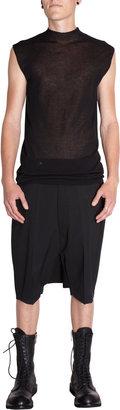 Rick Owens Oversized Pod Shorts