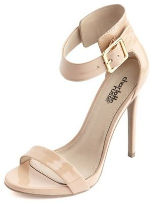 Charlotte Russe Patent Single Sole Heel