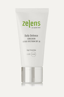 Zelens Daily Defence Sunscreen Broad Spectrum Spf 30, 50ml