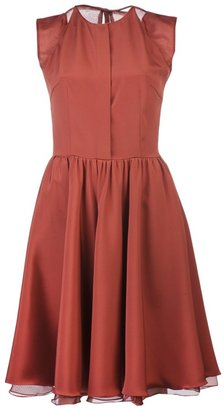 Sophie Theallet Ply and crepe dress
