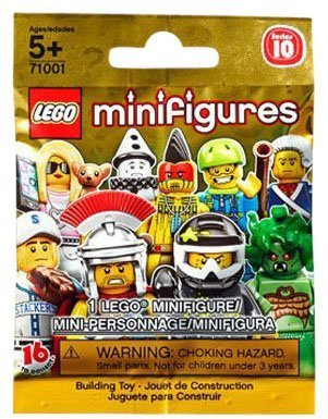 Lego Minifigures Minifigures Series 10 10 71001