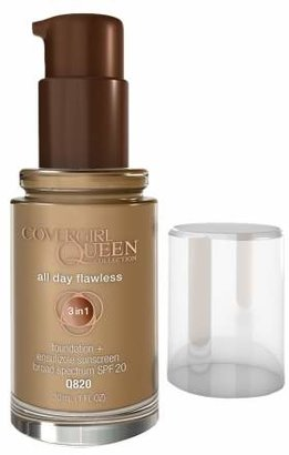 Cover Girl Queen Collection All Day Flawless Foundation + SPF 20