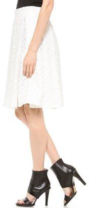J.W.Anderson Ten Pleat Skirt