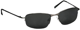 Studio 35 Classic Metal Sunglasses Judge Black