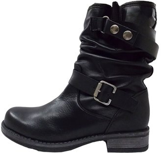 Eric Michael Women's Laguna Black Boot 11 M US